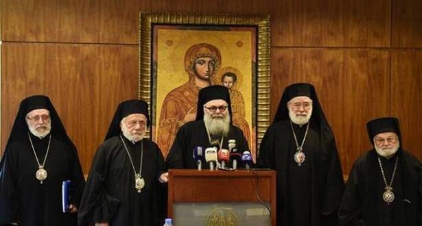 يوحنا يدعو إلى ملء الفراغ الرئاسي في لبنان