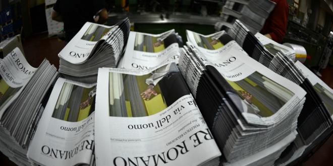صحيفة الفاتيكان تنتقد مجلة «شارلي إيبدو»: علمانية مخادعة