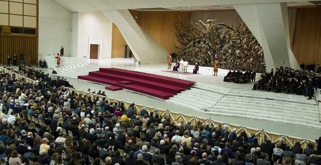 كلمة البابا للمشاركين في يوبيل العاملين في تنظيم زيارات الحج والمسؤولين عن المزارات