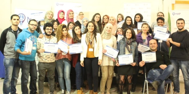 منظمة إعلام للسلام اختتمت ورشة عمل عن الصحافة الرقمية
