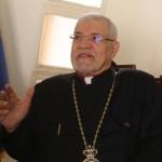 رئيس أساقفة طهران للأرمن الأرثوذكس المطران سيبوه سركيسيان