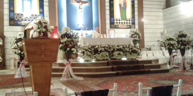 قداس احتفالي بمناسبة عيد مار يوسف في زغرتا