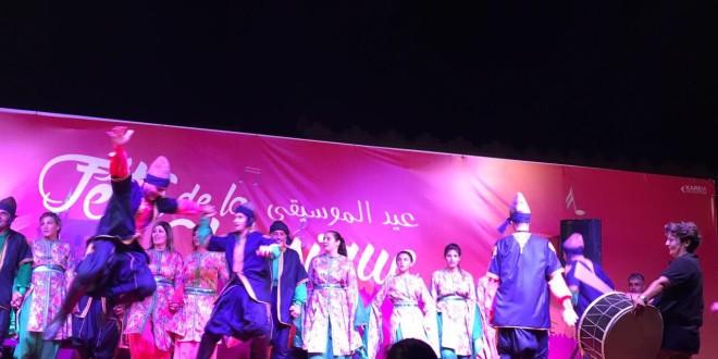 بلدية زغرتا اهدن احتفلت بعيد الموسيقى للمرة الاولى