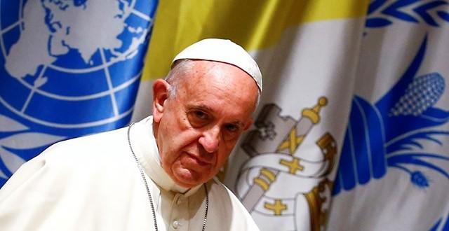 البابا فرنسيس يزور مقرّ برنامج الأغذية العالمي في روما