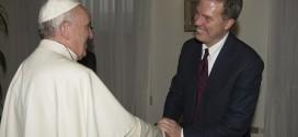 مدير دار الصحافة الفاتيكانية يتحدث عن زيارة البابا إلى إيرلندا