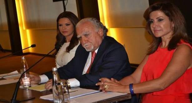 مجلس إدارة هيدا لبنان كرم فيليب سالم في الزعرور
