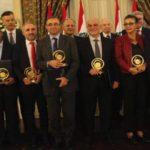جائزة التميز لمجلس البحوث العلمية لـ7 باحثين مبادرة أكاديمية علمية لتحفيز الإبداع والابتكار