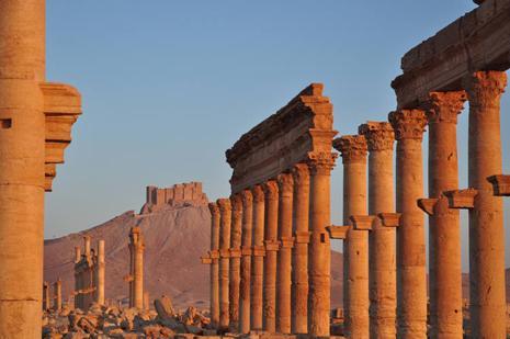 يد الإرهاب دمّرت الآثار والثقافة