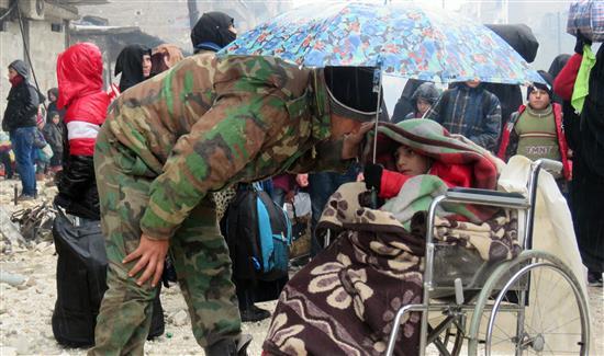 الجيوبوليتيك وإنسانية الإعلام في حلب