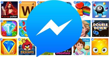 فايسبوك يدخل عالم الألعاب الفورية!