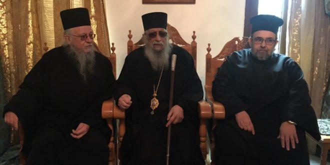 راغو جال على مؤسسات أبرشية طرابلس والكورة للأرثوذكس