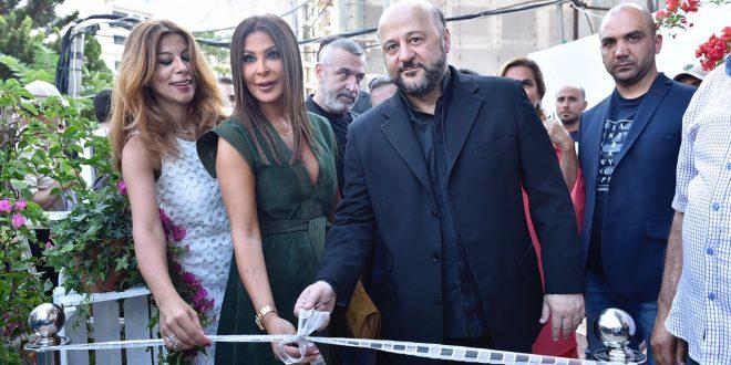 الرياشي افتتح المعرض الحصري LE SALON DE L'ÉTÉ SUMMER TRENDS 2017 : يعبر عن اهمية لبنان ودوره في المنطقة