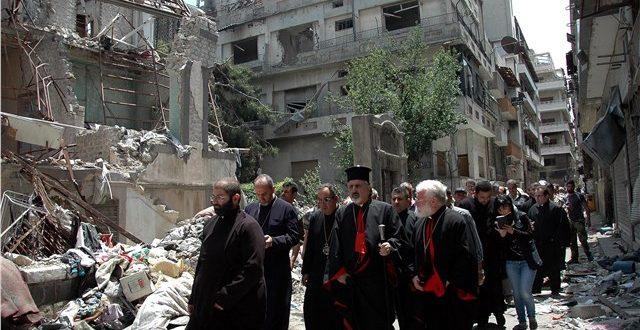 البطريركان أفرام ويونان يشاركان في مؤتمر نظمه البرلمان الأوروبي حول مستقبل المسيحيين في العراق