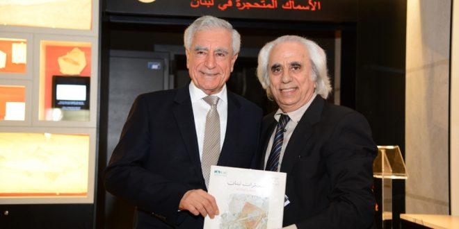 LAU أطلقت الطبعة العربية لكتاب متحجرات لبنان جبرا: من لا تراث له لا مكان له في مسار الحضارة