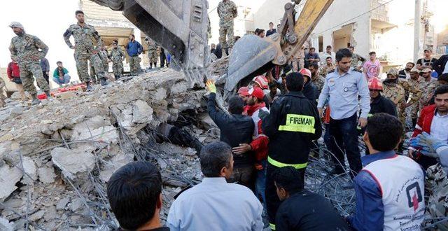 البابا فرنسيس يبرق معزيا بضحايا الزلزال في إيران والعراق. مقابلة مع السفير البابوي في طهران