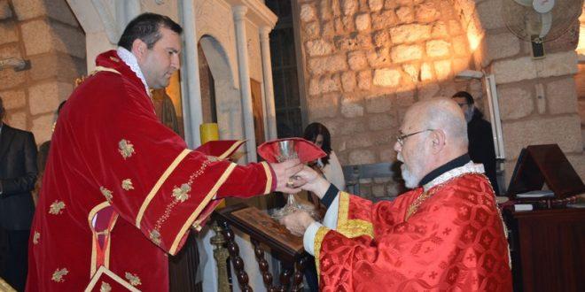 ضاهر ترأس قداس عيد الميلاد في طرابلس