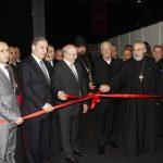 افتتاح المعرض مع الفعاليات الرسمية والدينية