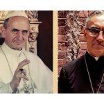 البابا بولس السادس والمطران أوسكار روميرو - RV