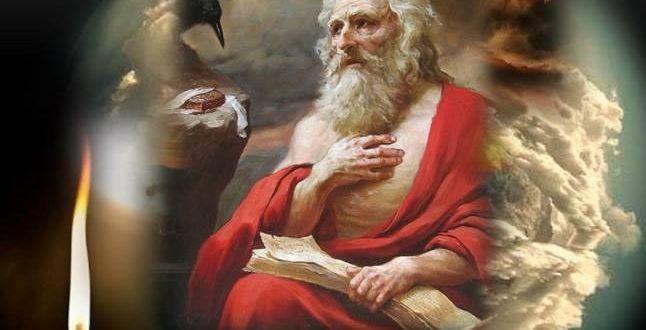 """ما تفسير أنّ النبي إيليا """"الحيّ"""" الذي عاش قبل التجسّد، """"صعد في العاصفة إلى السماء""""؟"""