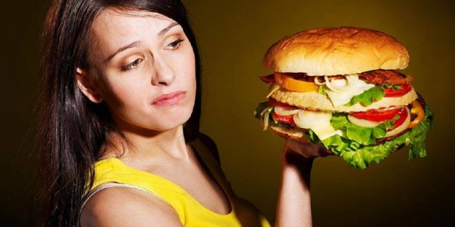 توقّفوا عن تناول الأطعمة المُسبِّبة للسرطان