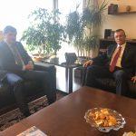 درويش زار جامعة البلمند مهنئا رئيسها الجديد: دورها ليس اكاديميا فحسب بل من اجل ترسيخ العيش الواحد