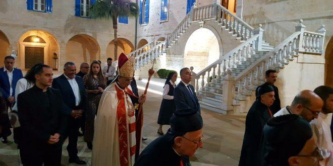 الراعي من بكركي: أحمل بركة قداسة البابا ومحبته للبنان وشعبه ولكل الكنائس