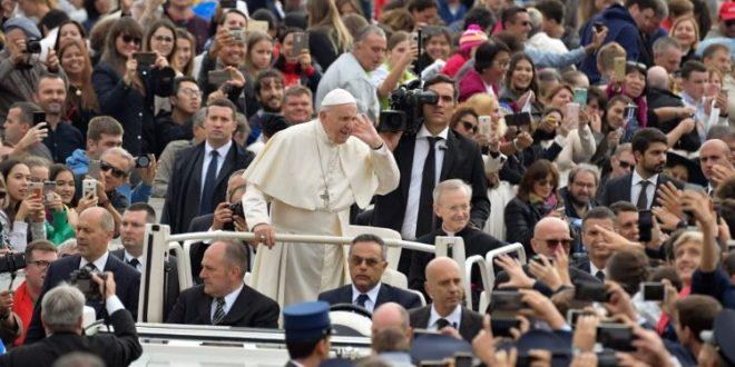 في مقابلته العامة البابا فرنسيس: اللامبالاة تقتل