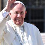 البابا فرنسيس يحتفل بعيد ميلاده الثاني والثمانين