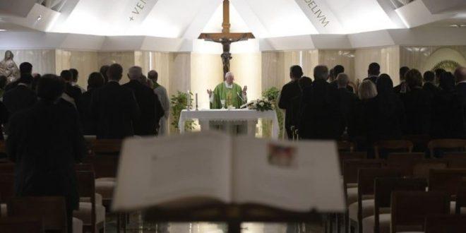 البابا فرنسيس: الاعتراف بأننا خطأة هو الخطوة الأولى لمعرفة يسوع