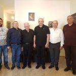 لقاء عن الحوار المسيحي الإسلامي في أرده