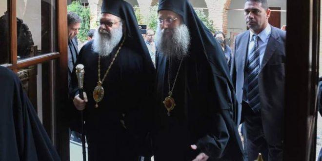 يازجي من قبرص: الترهيب لم يزعزع إيمان أبناء الكنيسة الأنطاكية بل زادهم قوة وتمسكا وثباتا
