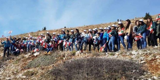 الجيش: غرس أشجار أرز في محمية الشوف بذكرى الاستقلال
