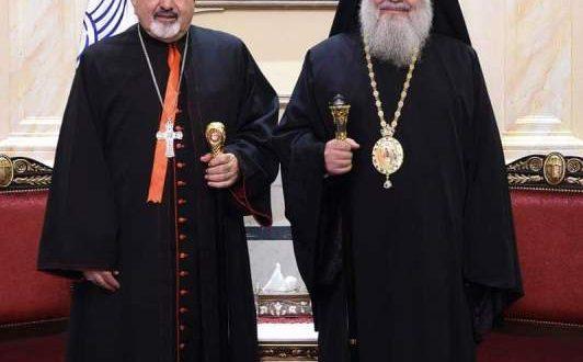 يازجي استقبل يونان في دمشق