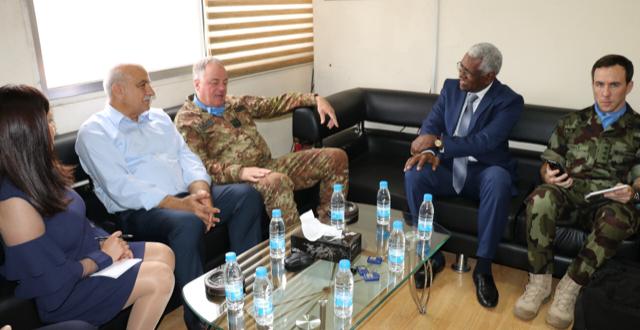 قائد اليونيفيل: التعاون الوثيق مع الجيش يجعل جنوب لبنان أكثر هدوءا وأمانا