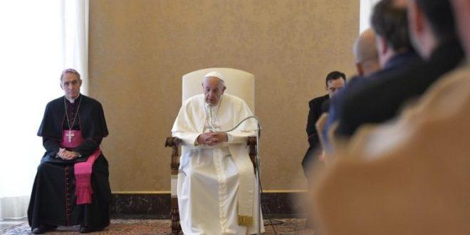 البابا فرنسيس: الإفخارستيا هي ينبوع محيط الرحمة الذي يغمر العالم