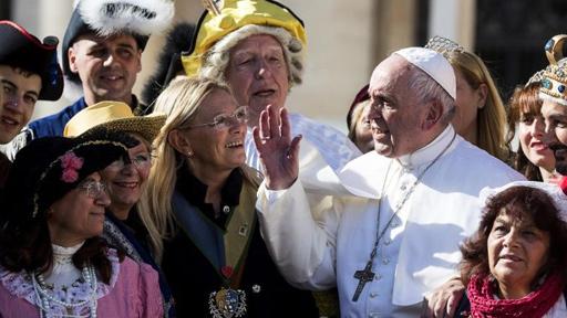 البابا فرنسيس: الحياة ليست زمنًا لنمتلك وإنّما لنحبّ