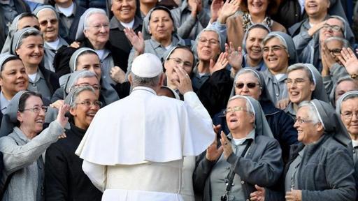 البابا فرنسيس: نحن بحاجة لمكرّسين شجعان يفتحون دروبًا جديدة
