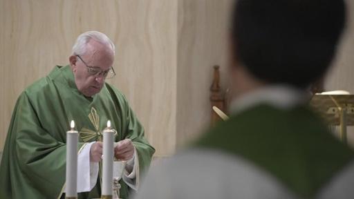 البابا فرنسيس: ليكن الروح القدس رائد حياتنا