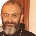 الرئيس العام للرهبانية اللبنانية المارونية الأب العام نعمة الله الهاشم