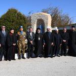 لقاء للمرجعيات الدينية في مقر الكتيبة الإيطالية في شمع