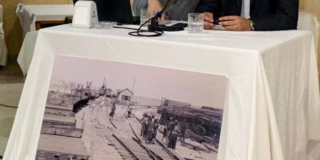 عودة سكة الحديد إلى عكار ندوة للصالون الثقافي في القبيات