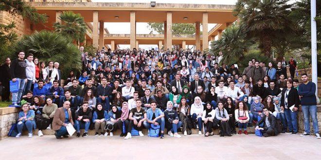 الدورة السنوية الرابعة لجائزة كمال يوسف الحاج في الإبداع الفكري في الكسليك