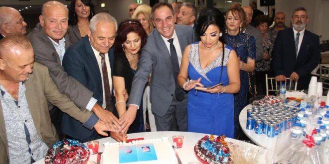 لجنة تكريم الأديب المهجري اللبناني كرمت جميل الدويهي في سيدني