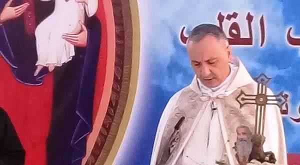 الجلخ مترئسا القداس في احتفالات الطوباوي الكبوشي:مسؤوليتنا اليوم أن نتشبه بأبينا يعقوب