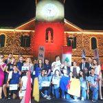 معهد القديس يوسف عينطورة احرز المرتبة الاولى في النسخة ال9 من الألعاب الدولية للشباب