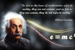 آينشتاين، ذلك المتمرّد