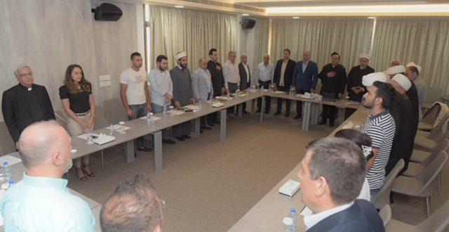 لقاء في مستيتا عن جبيل ملتقى الحوار بين الأديان ودعوة الى إحياء الحوار الاسلامي المسيحي وفق أسس جديدة