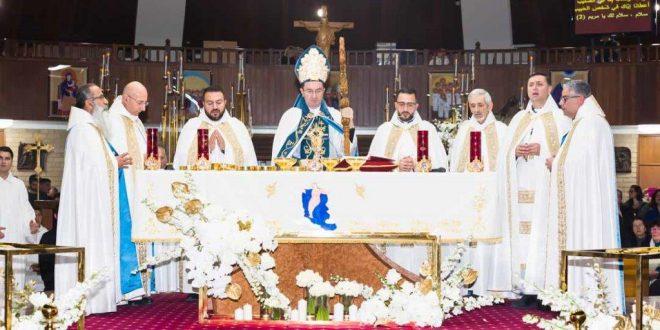 طربيه تراس قداسا في سيدني في عيد انتقال السيدة العذراء ويؤكد رفض قانون تشريع الإجهاض