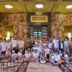 جولة كورال مؤسسة الشهيد العاقوري مستمرة في ايطاليا بدعوة من الجيش الايطالي لاحياء ريسيتالات