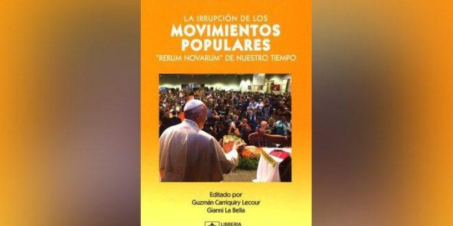 البابا فرنسيس يكتب مقدمة لكتاب حول الحركات الشعبية
